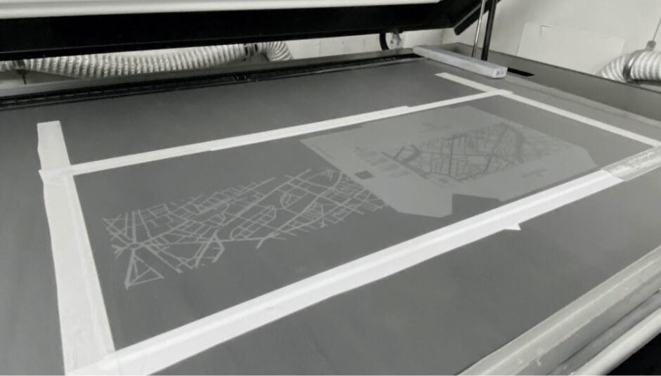 固形状樹脂製版システム